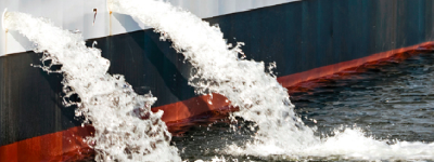 water ballast management system